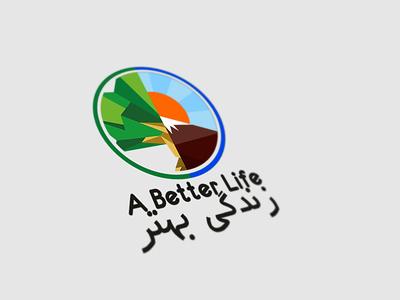 Logo design (insurance Co.) A better Life logo design logo insurance