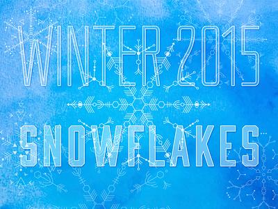 Vector Snowflake Illustrations download snowflakes holiday snow vector illustration