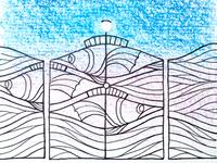 Imaginary Gates: Fish Gate