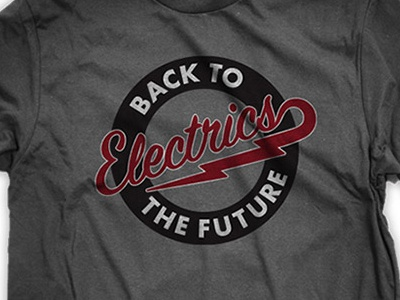 Logo: Back to the Future Electrics