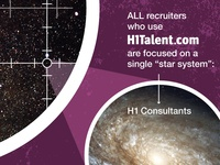 Infographic: The Specialized Focus of H1Talent.com