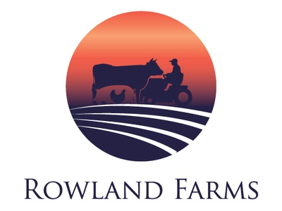 rowland farms logo
