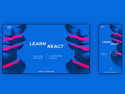 Website For A Workshop website ux ui web design webdesign web