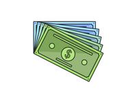 Money icon #2