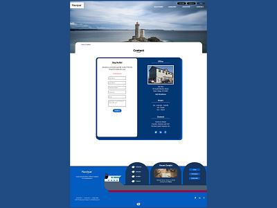 Contact Web Page - Business Software Service uiux designinpiration designs bazamiyat website ux design uxdesign ux user interface design user interface ui web  design webdesign design