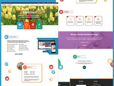 Essentials Website Solution - Akoviyat akoviyat designinspiration website design website ux design uxdesign uxui uiux ux web  design webdesign user interface design user interface ui design