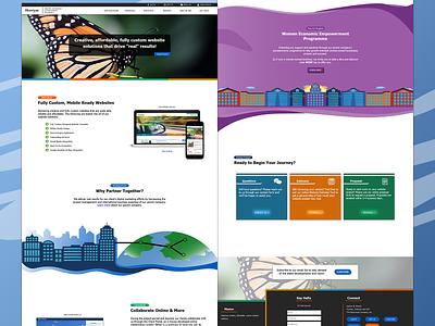 Homepage Redesign - Akoviyat homepage design homepage home website design website uxui uiux designinspiration ux design uxdesign ux web  design webdesign user interface design user interface ui design