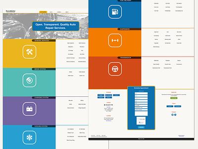 Services Page - Client Website services page website design designinspiration website ux design uxdesign ux user interface design user interface ui web  design webdesign design
