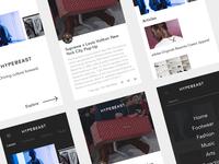 Blog / Hypebeast