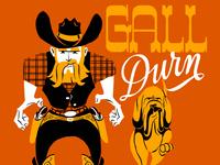 Gall Durn