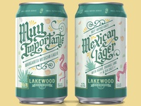 Lakewood Brewing Muy Importante