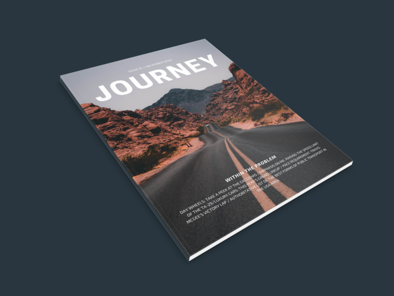 Journey Mock-up
