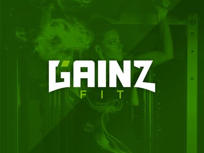 Gainz Fit Logo