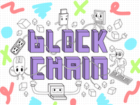 My Blockchain is This Big!