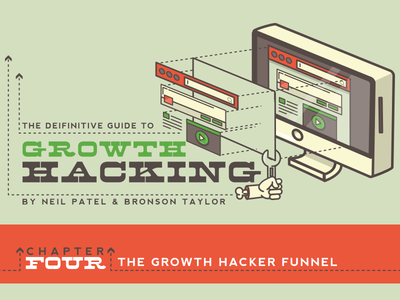 The Definitive Guide to Growth Hacking guide growth hacking growth hacking title infographic computer browswer