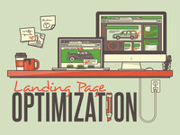 Landing page optimization