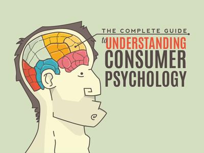 Psych illustration title brain psychology
