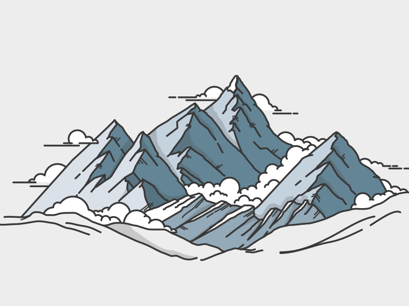 Few peaks