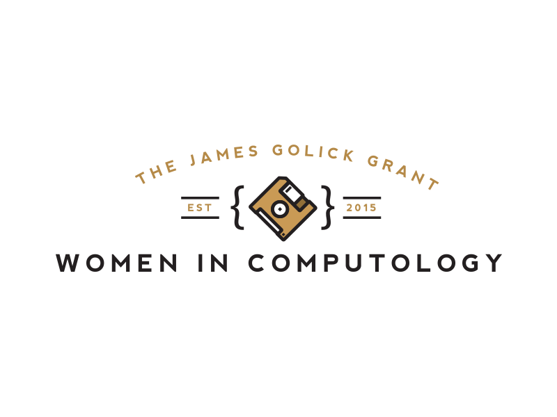 The James Golick Grant for Women in Computology logo computology