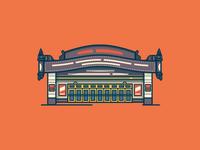 Ohio Theatre   DSTP