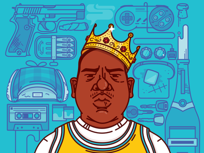 Juicy tape sardines nintendo toast juicy biggie smalls
