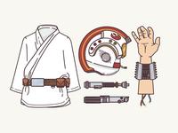 Luke Skywalker | Starwars Essentials