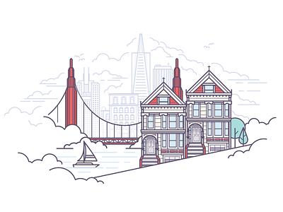 SF san francisco city