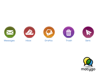 Matygo Messaging Icons