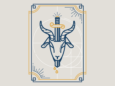 Ritual Goat Sacrifice sacrifice finance cards management goat