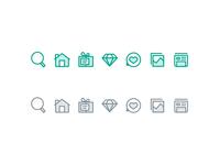 Few Icons