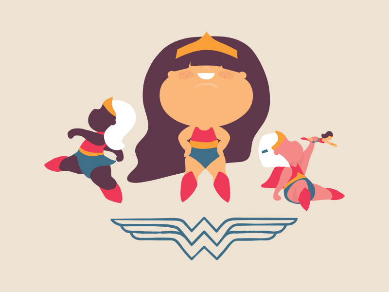 Wonder Woman wonder woman the future is female