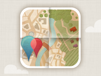 StoryBook Map iPhone Gem