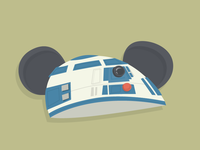 R2 ears