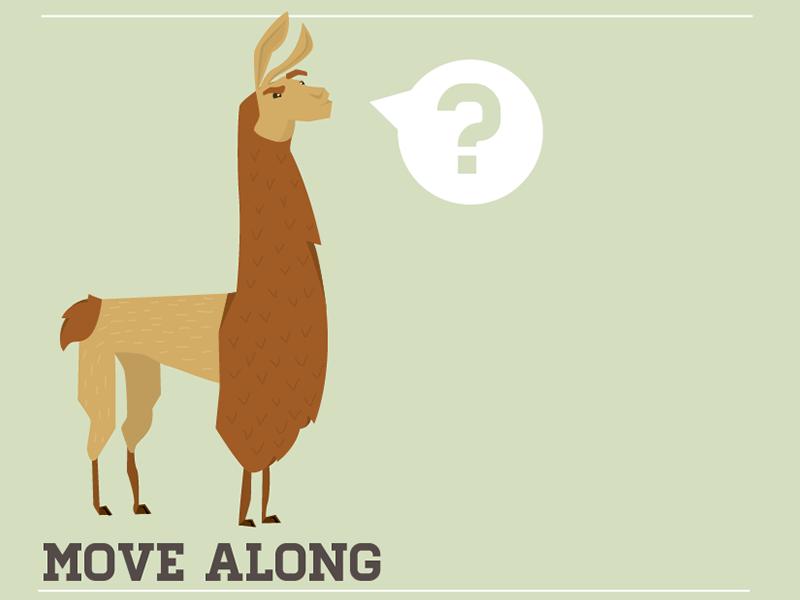 Skeptical Llama is skeptical llama 404 skeptical illustration