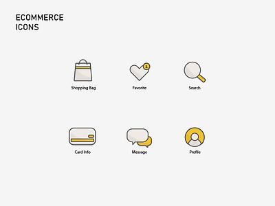 Icons ui shop illustration icons icon