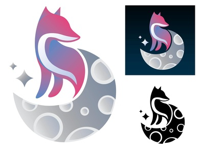 Moon Fox Studios Logo