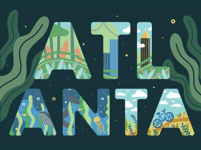 Atlanta Typography