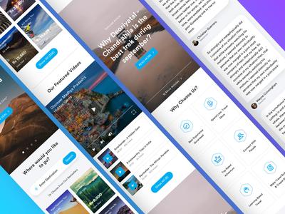 Weekend Planner App