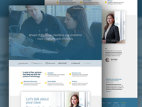 Law Website Strategy & Design