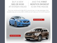 O'Steen Volvo Email