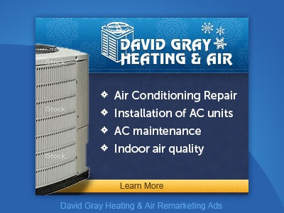 David Gray Remarketing Ads banner ad remarketing design