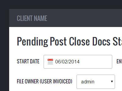 Reports Portal form report table data portal