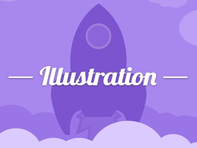 Design Process Infographic illustration infographic rocket process chart