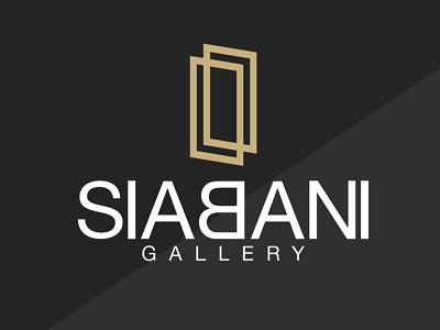 Siabani Gallery - Brand Identity vector illustration design typography branding iran silver stotre brand identity logo