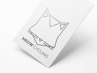 Meow Cycling Logo