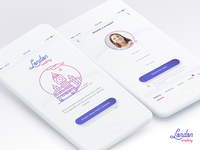 London Academy - App Design
