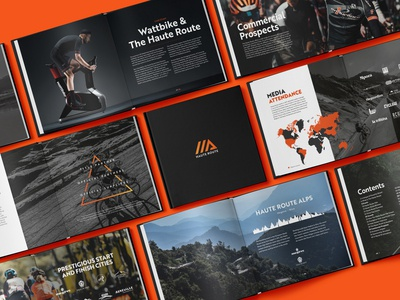 Haute Route 2018 Commercial Guide