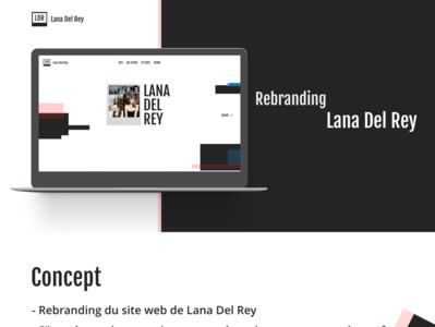 Rebranding Lana Del Rey