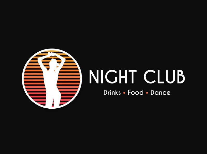 Night Club Logo