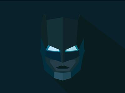 Batman VS Superman Mask
